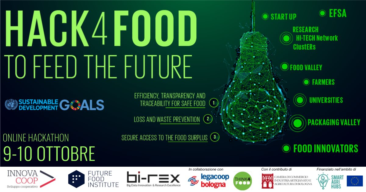 Hack 4 food |To feed the future