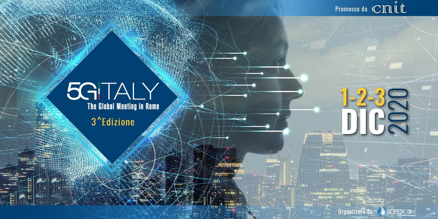 5G Italy 2020 - The Global Meeting in Rome