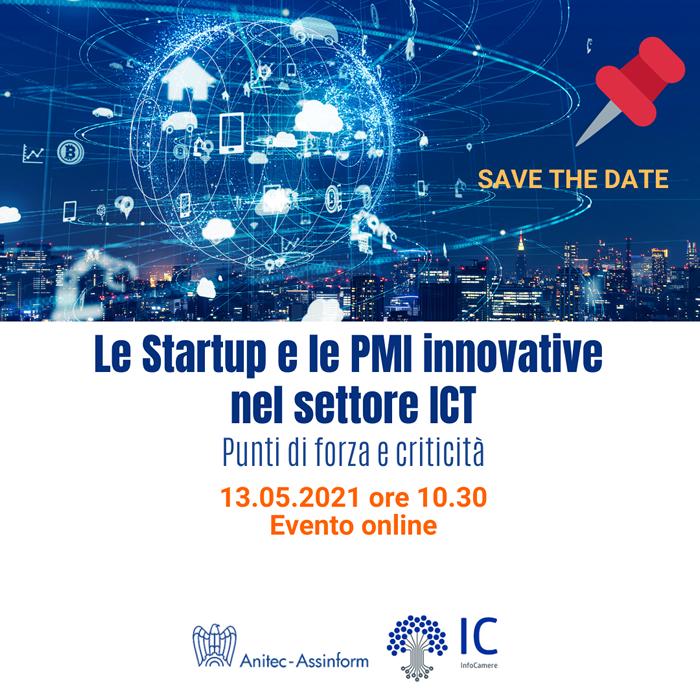 Le Startup e le PMI innovative nel settore ICT: punti di forza e criticità