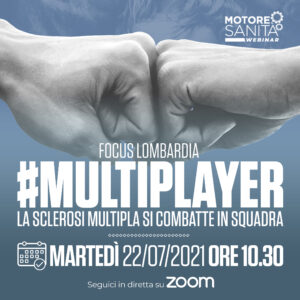 #Multiplayer - la Sclerosi Multipla si combatte in squadra