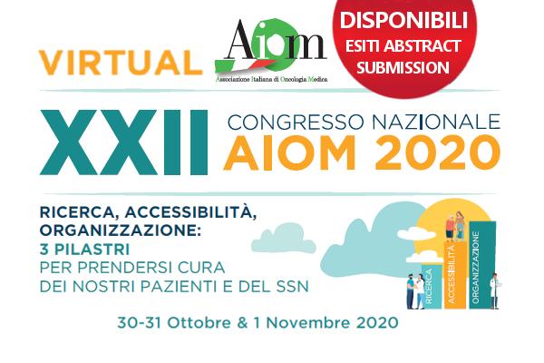 XXII Congresso Nazionale AIOM 2020