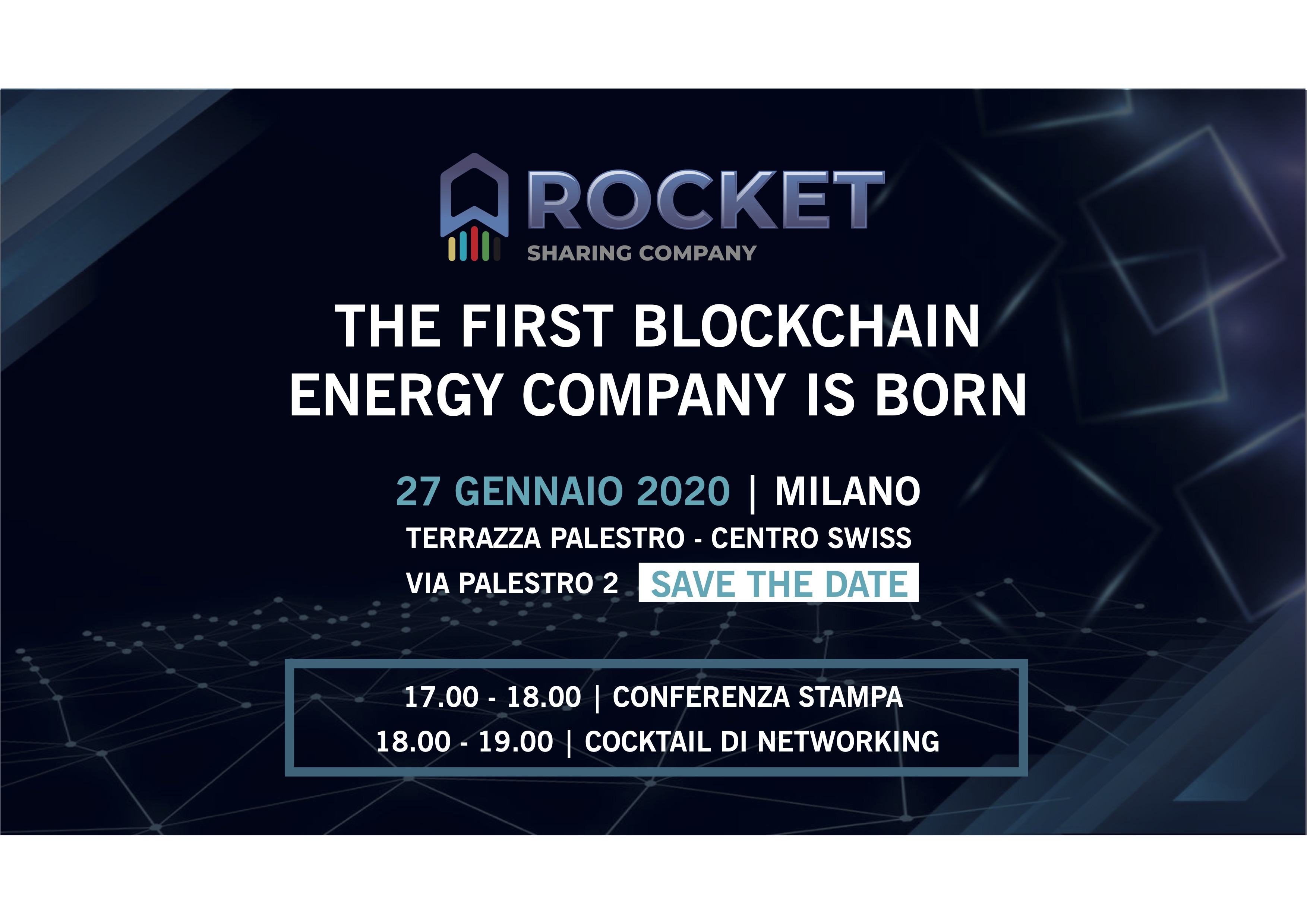 The first blockchain energy company is born