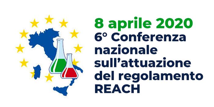 6a Conferenza nazionale sull'attuazione del Regolamento REACH