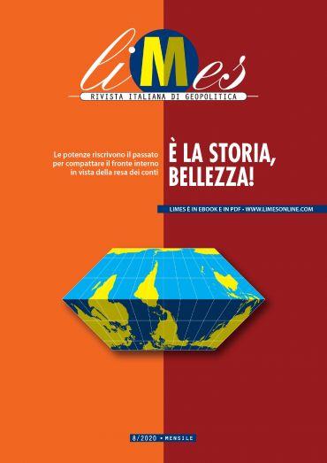 L'Europa e l'Occidente secondo l'Italia – Dialogo con il direttore di Limes Lucio Caracciolo