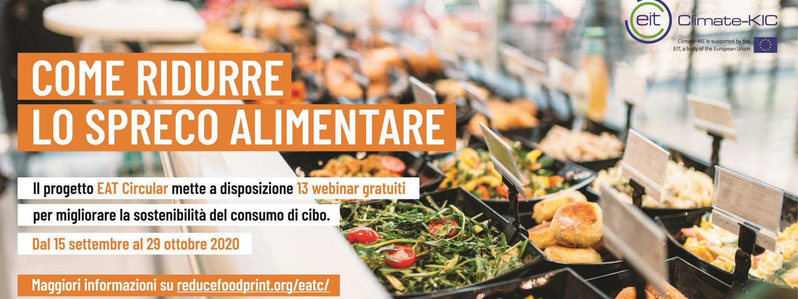 EAT-Circular - Save it for Good! Webinar del 20 Ottobre