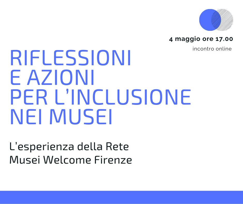 Riflessioni e azioni per l'inclusione nei musei