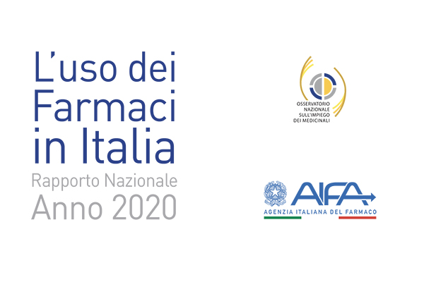"""Presentazione Rapporto Nazionale OsMed 2020 """"L'Uso dei Farmaci in Italia"""""""