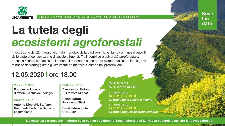 La tutela degli ecosistemi Agroforestali