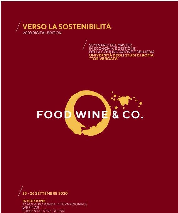 Food, Wine e Co. Verso la Sostenibilità