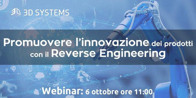 Promuovere l'innovazione dei prodotti con il reverse engineering