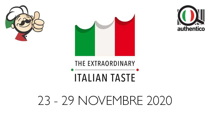 L'Italia in un boccone - A lezione di cultura del buon cibo con la settimana della cucina italiana nel mondo