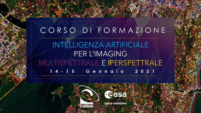 Intelligenza Artificiale per l'imaging multispettrale e iperspettrale