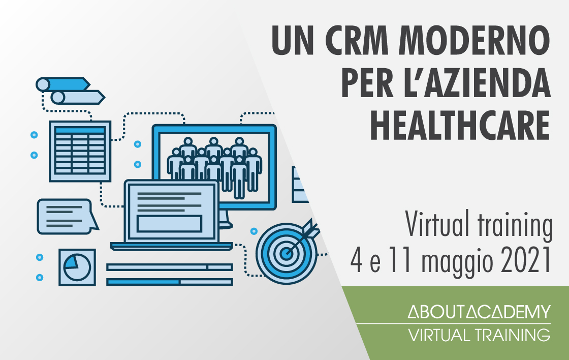 Un CRM moderno per l'azienda healthcare