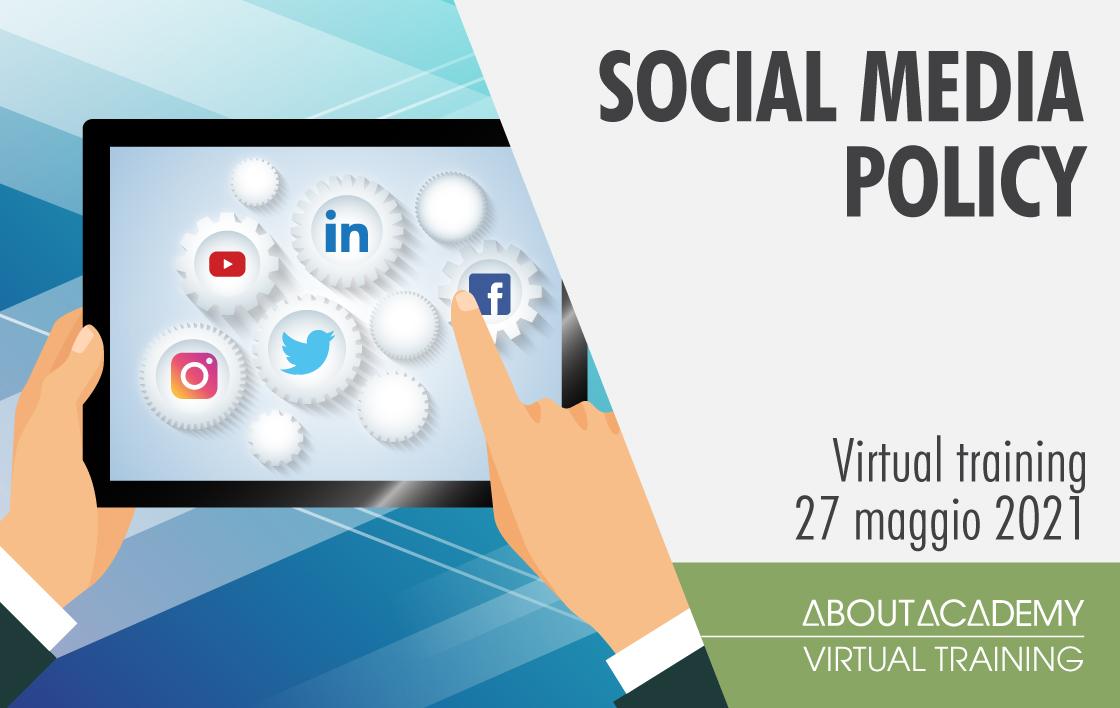 Social Media Policy: formare i dipendenti ad un corretto comportamento sui canali social