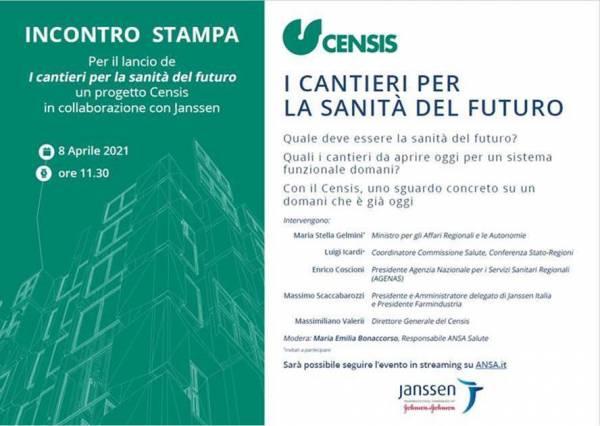 I cantieri per la sanità del futuro