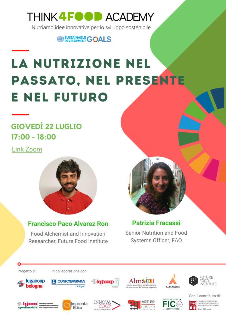La nutrizione nel passato, nel presente e nel futuro