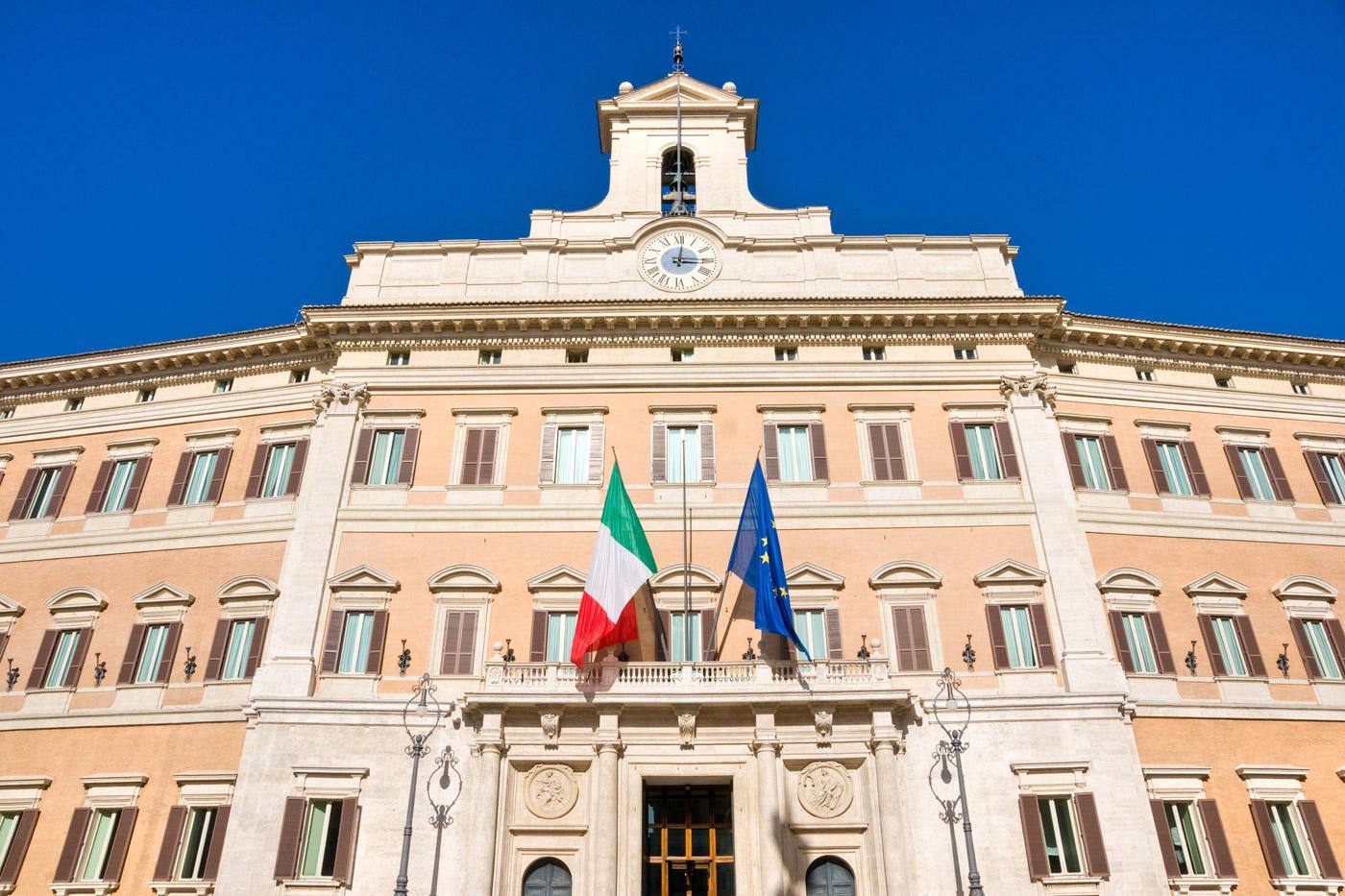 Agenda Istituzionale e Politica  15 - 17 Ottobre 2021