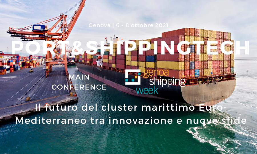 Port&ShippingTech 2021