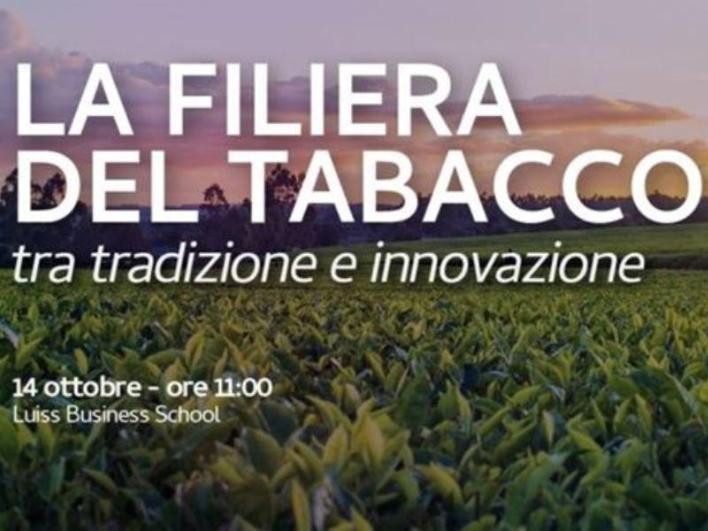 La filiera del tabacco tra tradizione e innovazione