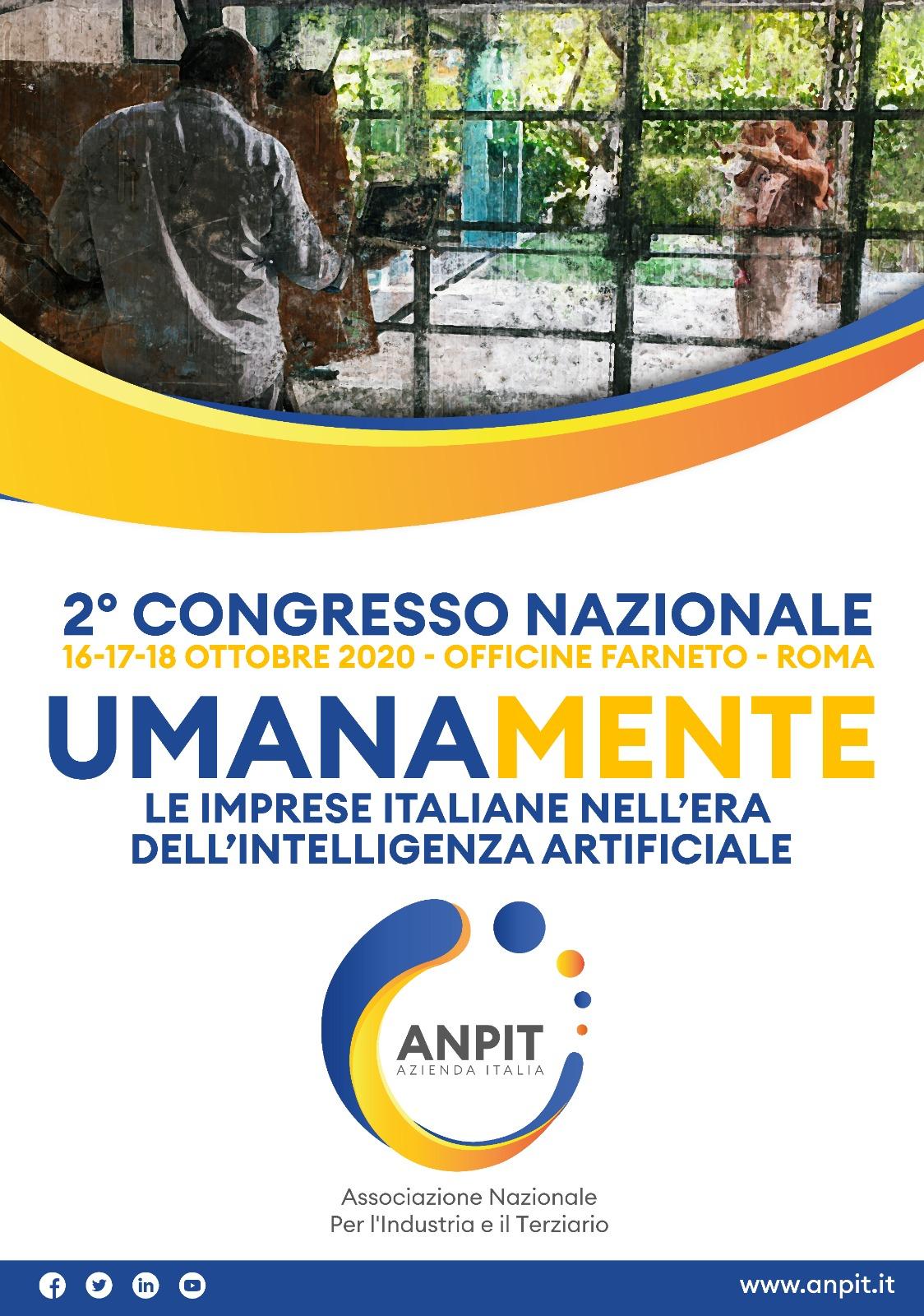 Congresso nazionale ANPIT 2020