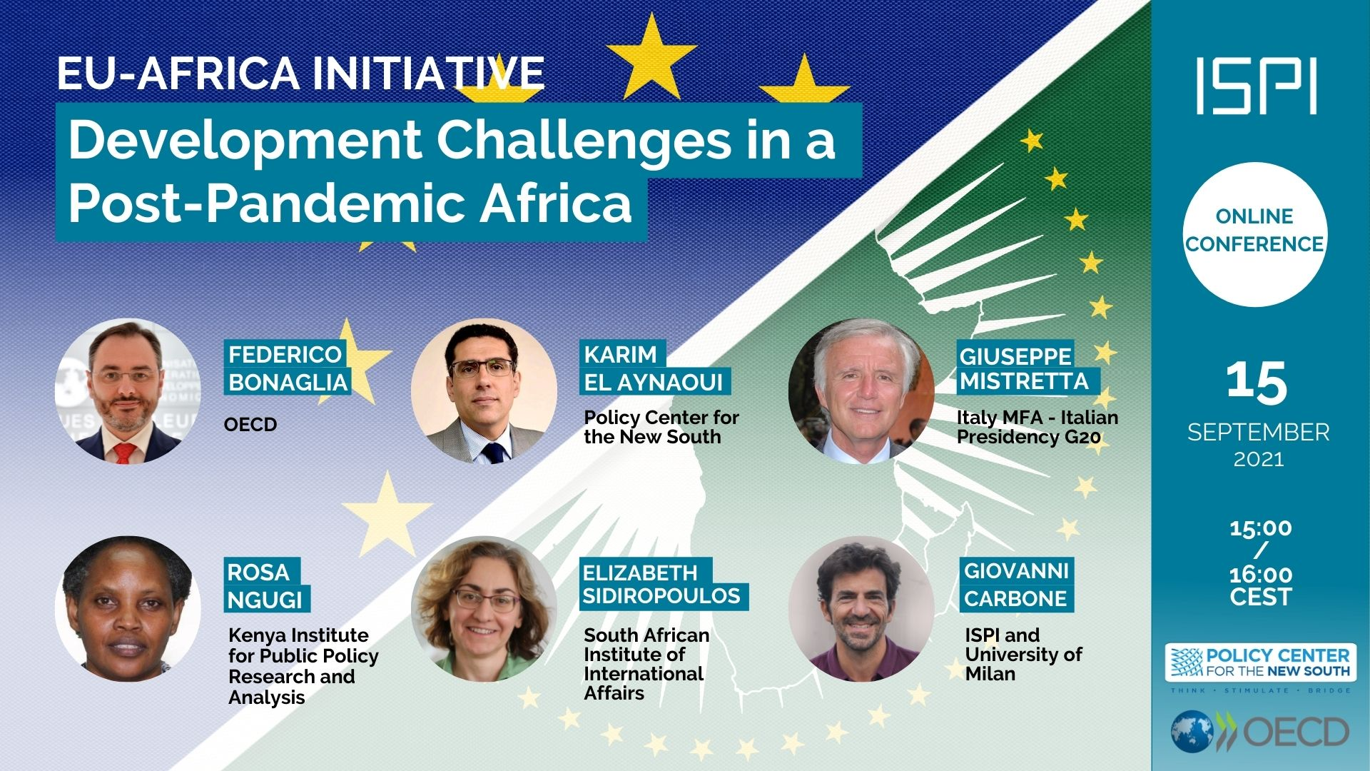 Development Challenges in a Post-Pandemic Africa
