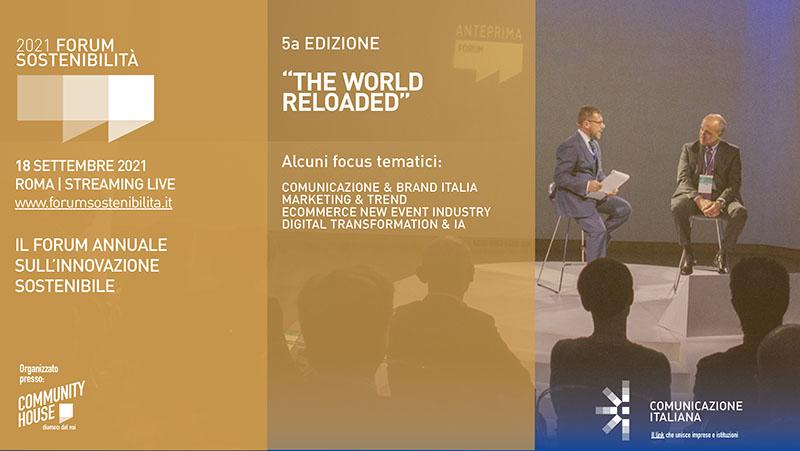 Forum della Sostenibilità