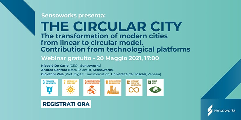 The Circular City. From Linear model to Circular one
