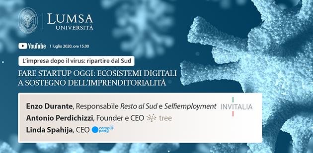 Fare startup oggi: ecosistemi digitali a sostegno dell'imprenditorialità