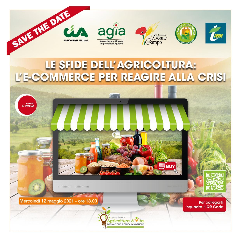 L'e-commerce Cia per reagire alla crisi. Tappa virtuale in Calabria