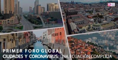 Città e coronavirus: un