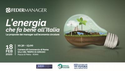 Transizione verde e sviluppo. Può l'economia circolare contribuire al rilancio del sistema Italia?