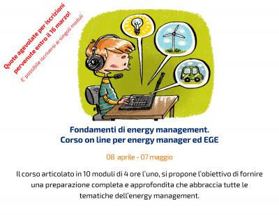 Fondamenti di energy management