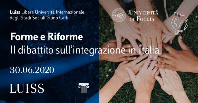 Forme e riforme - Il dibattito sull