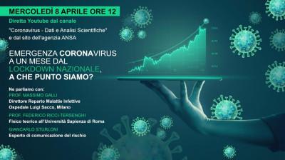 Emergenza coronavirus a un mese dal lockdown. A che punto siamo?