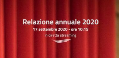 Presentazione Relazione annuale Arera 2020