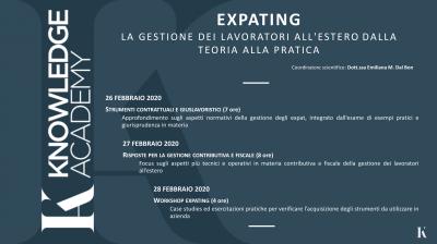 Expating: la gestione dei lavoratori all'estero dalla teoria alla pratica