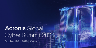 Acronis Global Cyber Summit 2020