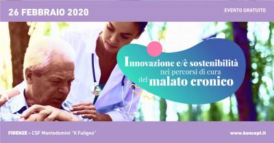 Innovazione e/è sostenibilità nei percorsi di cura del malato cronico