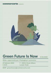 Green Future Is Now – Sfide e opportunità per il Packaging  in cartoncino