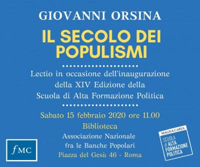 Il secolo dei populismi