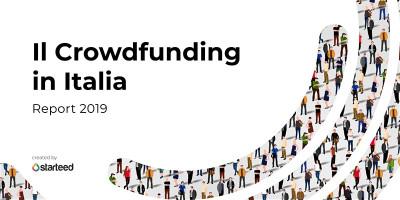Report 2019 sul Crowdfunding in Italia
