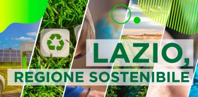 Lazio, regione sostenibile