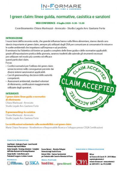 I green claim: linee guida, normative, casistica e sanzioni