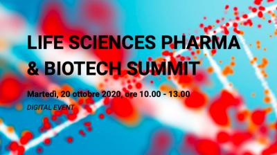 Life sciences Pharma & biotech summit
