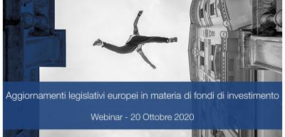 Aggiornamenti legislativi europei in materia di fondi di investimento