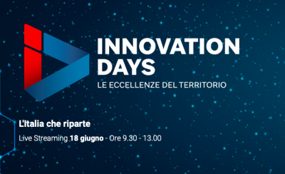 Innovation days: l'Italia che Riparte