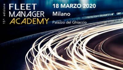 15^ edizione di Fleet Manager Academy Milano