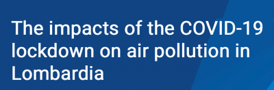 The impacts of the COVID-19 lockdown on air pollution in Lombardia