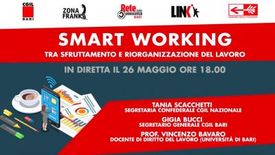 Smart working, tra sfruttamento e riorganizzazione del lavoro