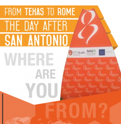 From Texas To Rome – The Day After San Antonio